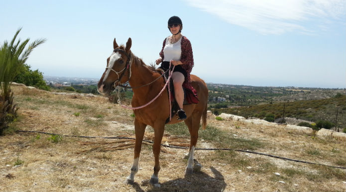 Horse Riding in Paphos