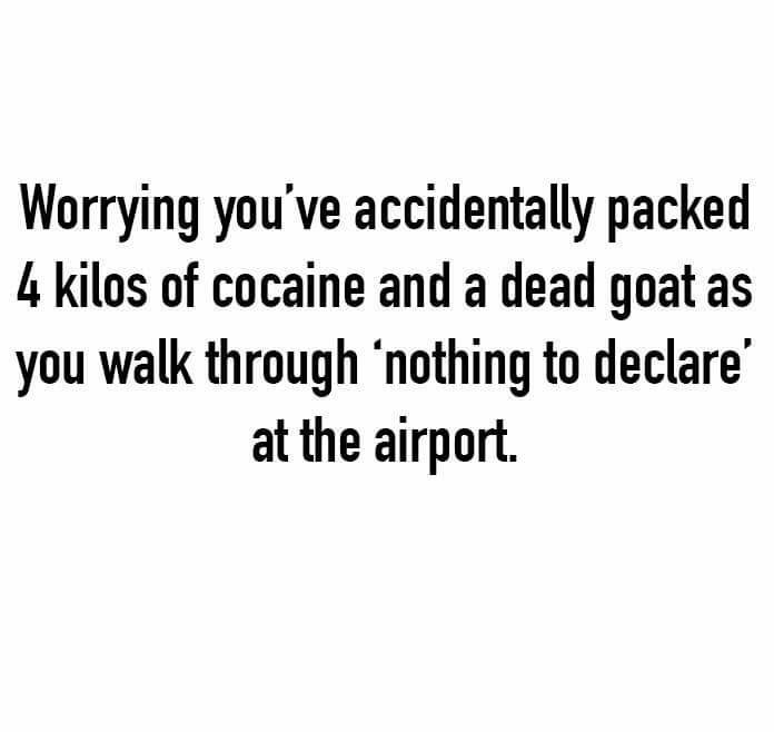 Travel Meme, Goat