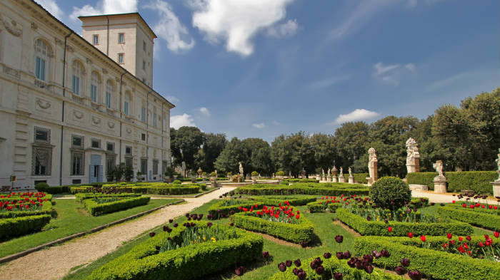 3 days in Rome Villa Borghese