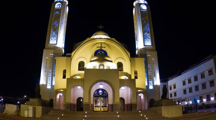 Coptic Church, Sharm El Sheikh