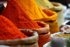 Marrakesh Market Spices