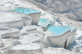 Pammulake Thermal Pools Turkey
