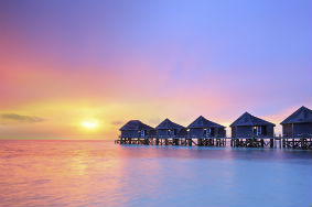 Sunset Maldives