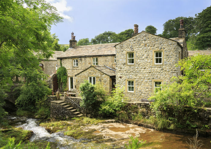 Cottage In The Yorkshire Dales