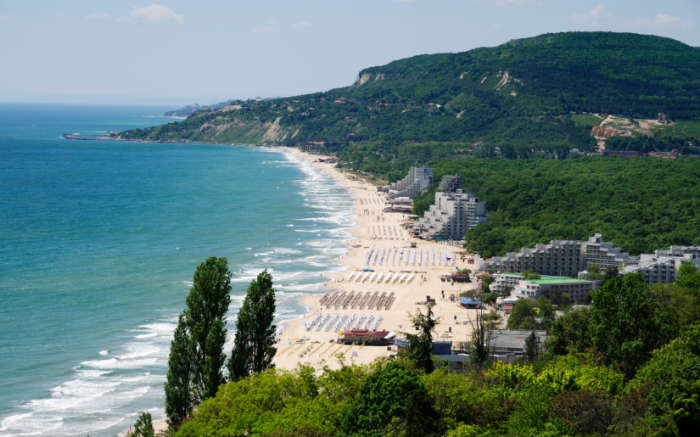 Bulgaria Beach Family Holiday