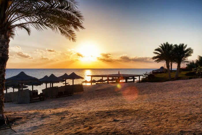 Sharm el Sheikh beaches
