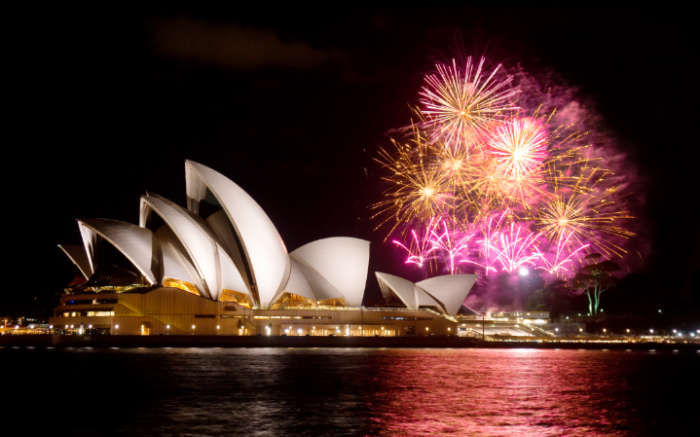 Sydney, New Year's Eve
