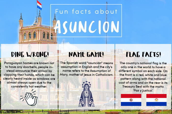 Fun Facts About Asunción