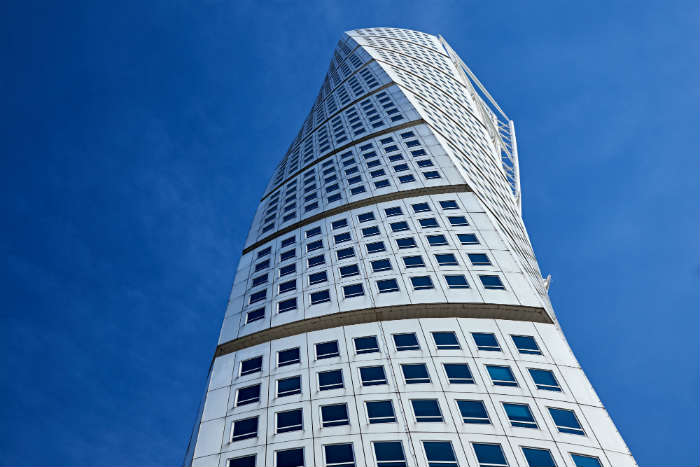 Turning Torso Building