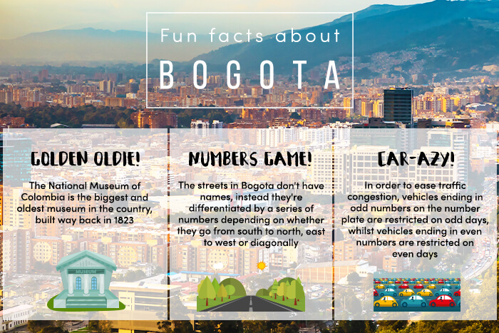 Fun Facts About Bogota