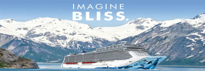 NCL Bliss Cruise Ship