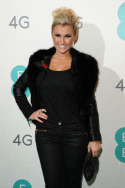 billie faiers-celebrity mum of the year