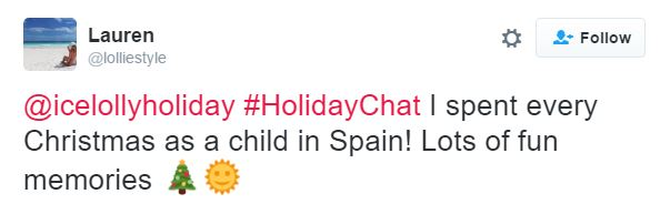 HolidayChat A1-Lauren