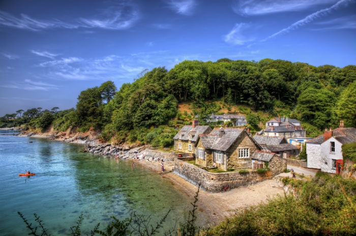 UK Cottage By The Sea