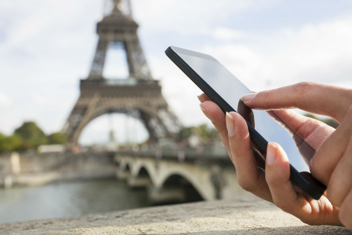Using Mobile Abroad