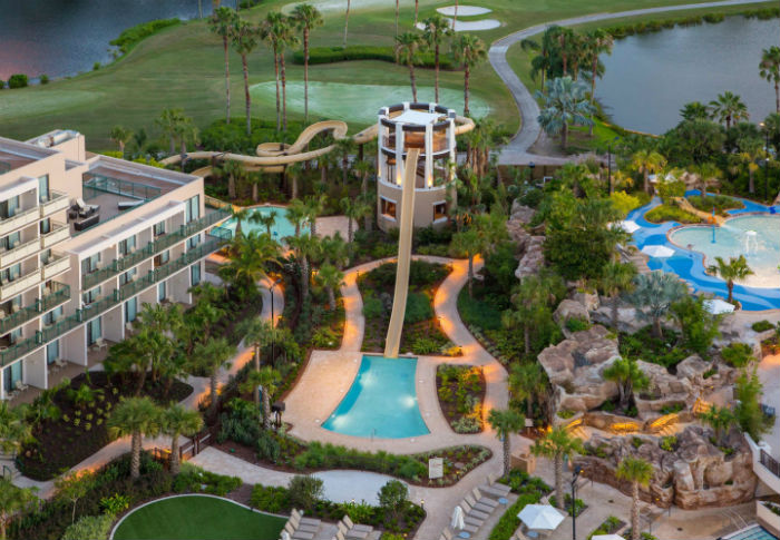World Center Marriott In Orlando