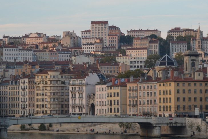 World Heritage Site in Lyon