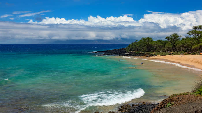 Little Beach, Hawaii