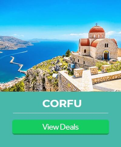 2Bookaholiday.com packages to Corfu