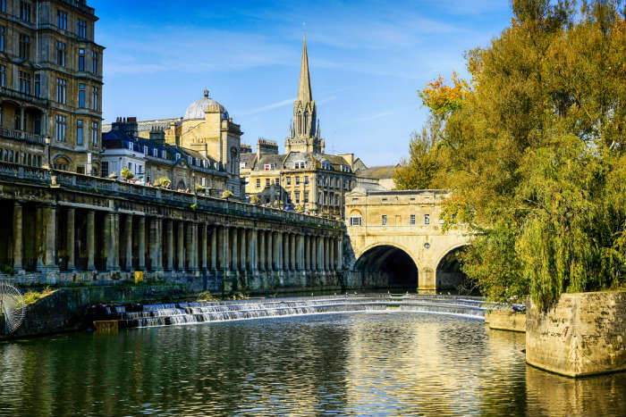 River in Bath