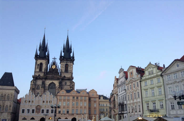 Prague's Old Town Square, Image 1