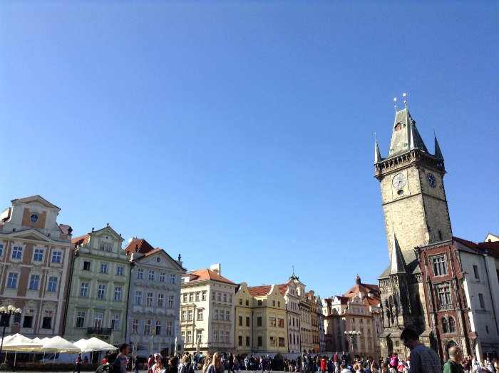 Prague's Old Town Square, Image 2