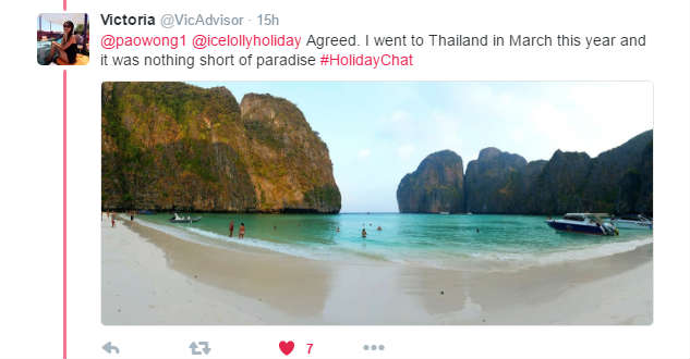 November #HolidayChat - VicAdvisor