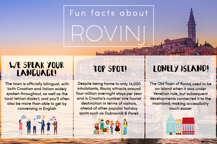 Fun Facts About Rovinj