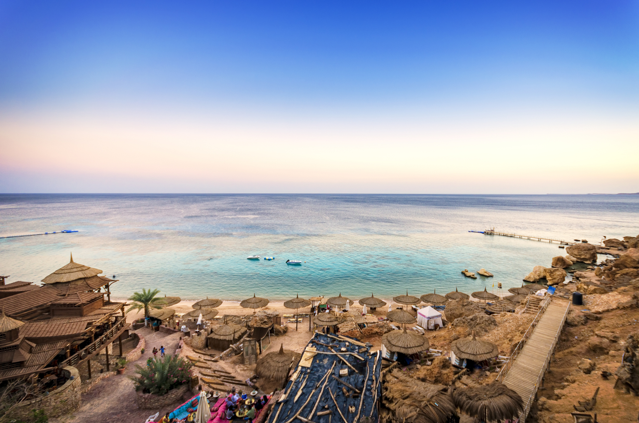 Picture of Sharm El Sheikh Resort at Dusk