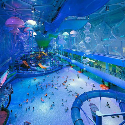 The Cube Waterpark, Beijing
