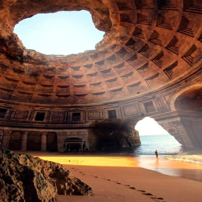 The Forgotten Temple of Lysistrata, Greece