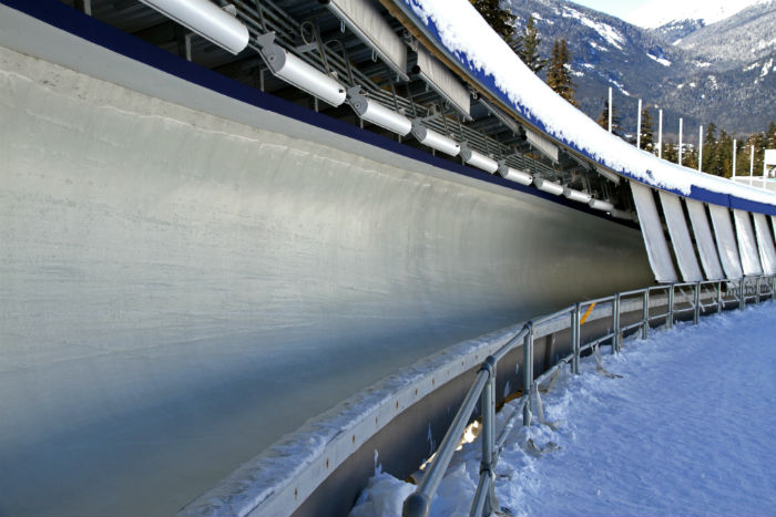 Skeleton Event Track