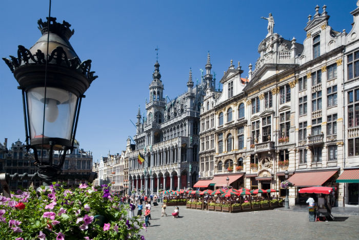Brussels City Centre, Belgium
