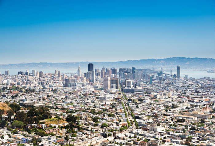 Things you need to do on a weekend in San Francisco - The Twin Peaks