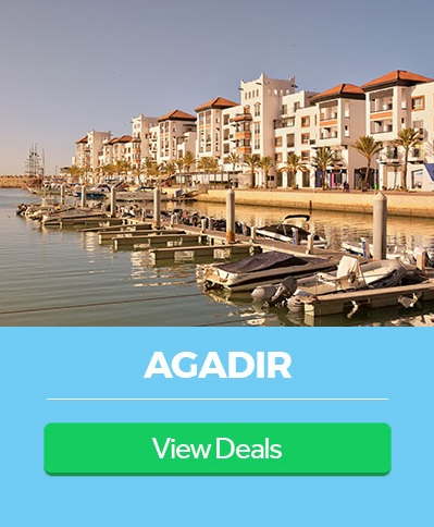 TUI Holidays to Agadir