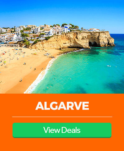 Comapre easyJet Holidays to Algave