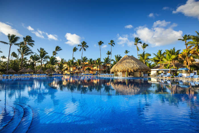 All inclusive resort-Dominican Republic