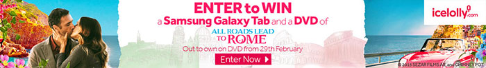 All Roads Lead to Rome competition banner