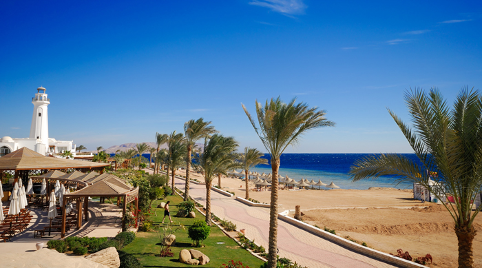 Sharm El Sheikh Beach