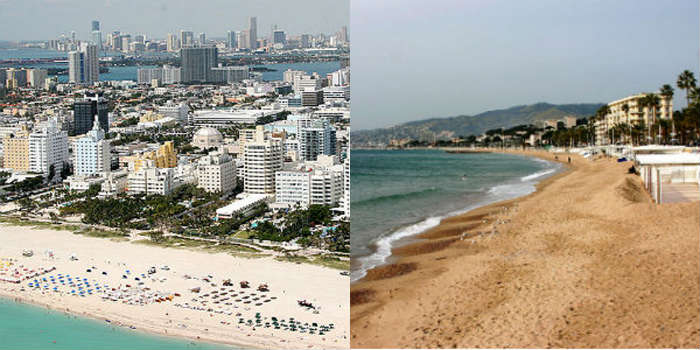 Miami Beach vs Cannes honeymoon
