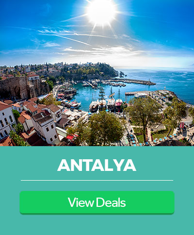 2Bookaholiday.com packages to Antalya