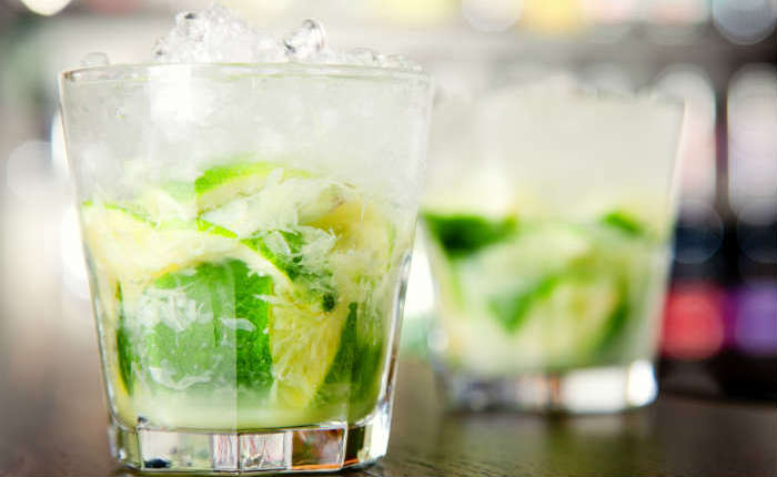 Brazil national drink-cachaca
