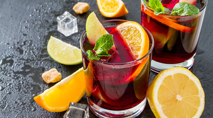 Spain national drink-sangria