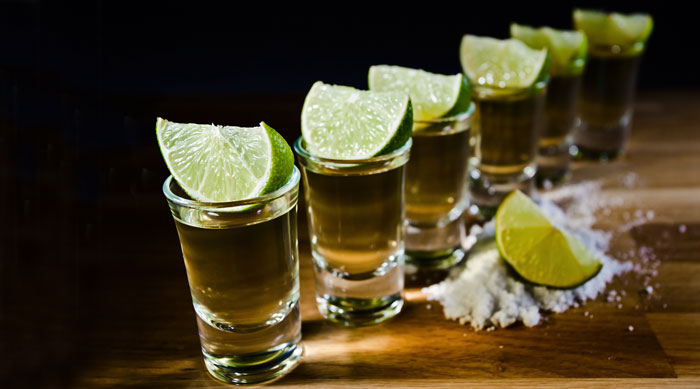 Mexico national drink-tequila