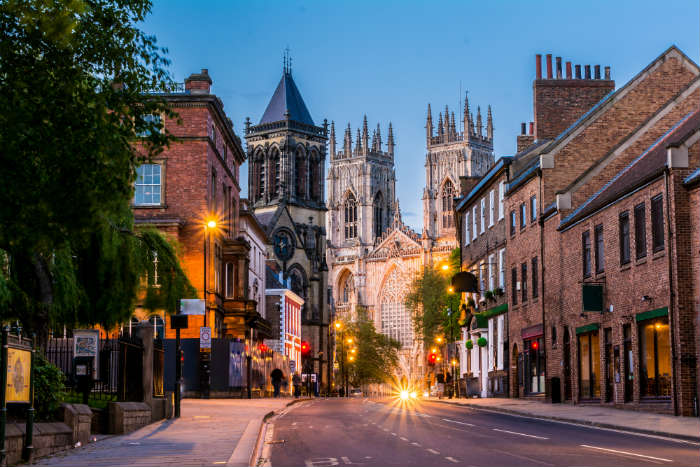 York Minster in York