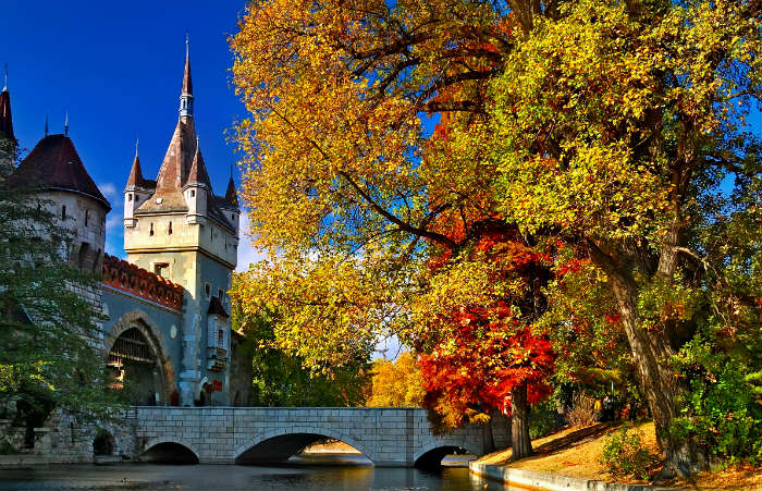 Budapest city break in autumn