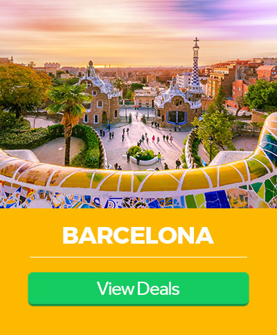 Expedia holidays to Barcelona