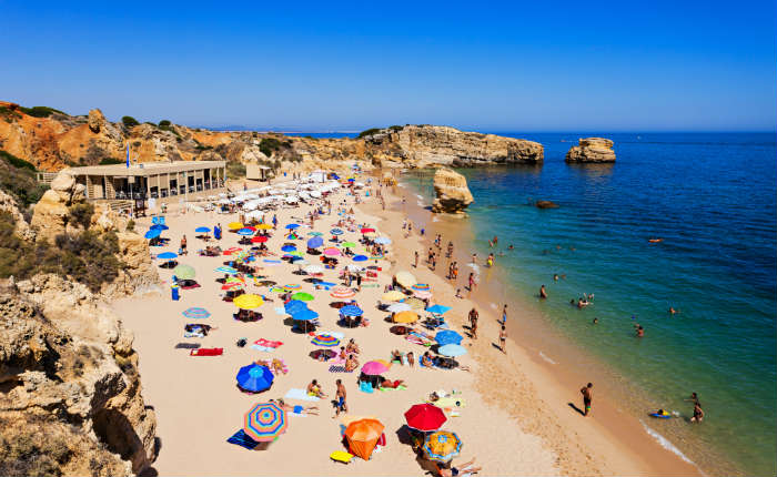 Budget beach break in Europe-Algarve