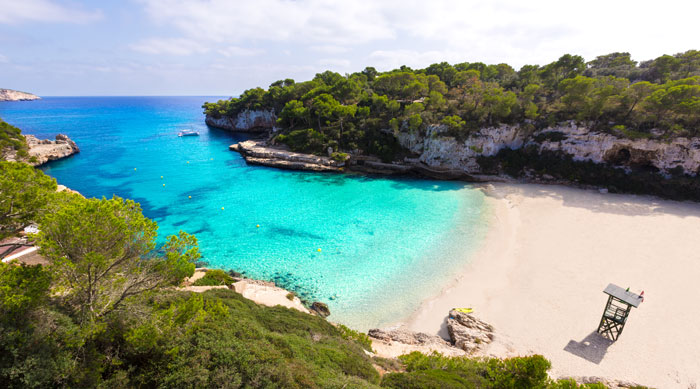 Budget beach break in Europe-Majorca