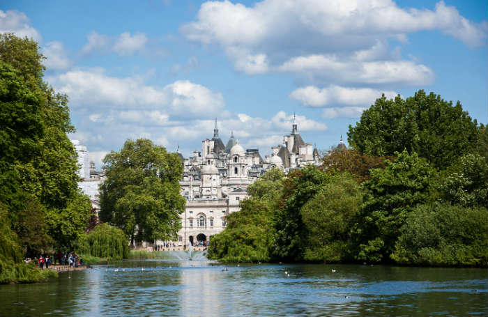 Best city parks-Hyde Park, London